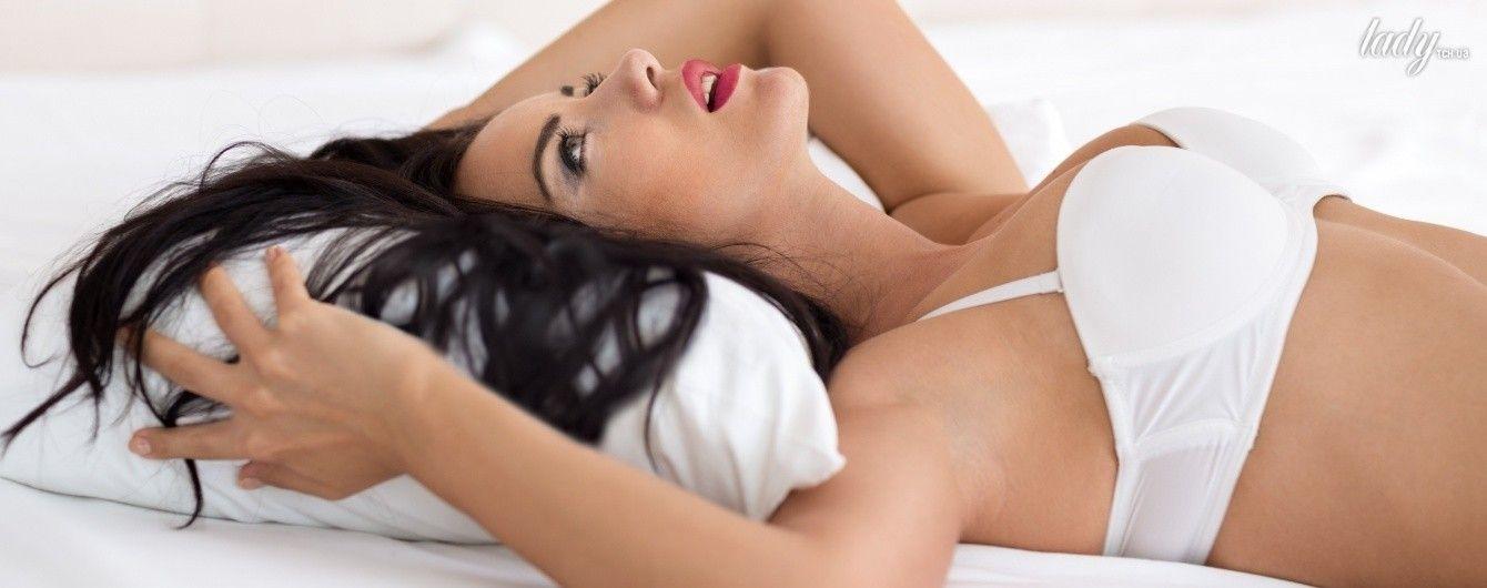 Не испытываю оргазм с мужем