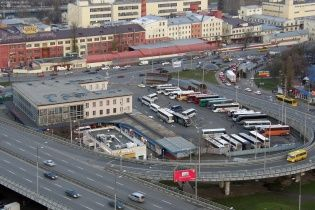 В Киеве ликвидируют пять автостанций и построят пять новых