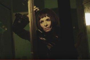 Роковая Надежда Мейхер снялась в клипе подопечного LOBODA