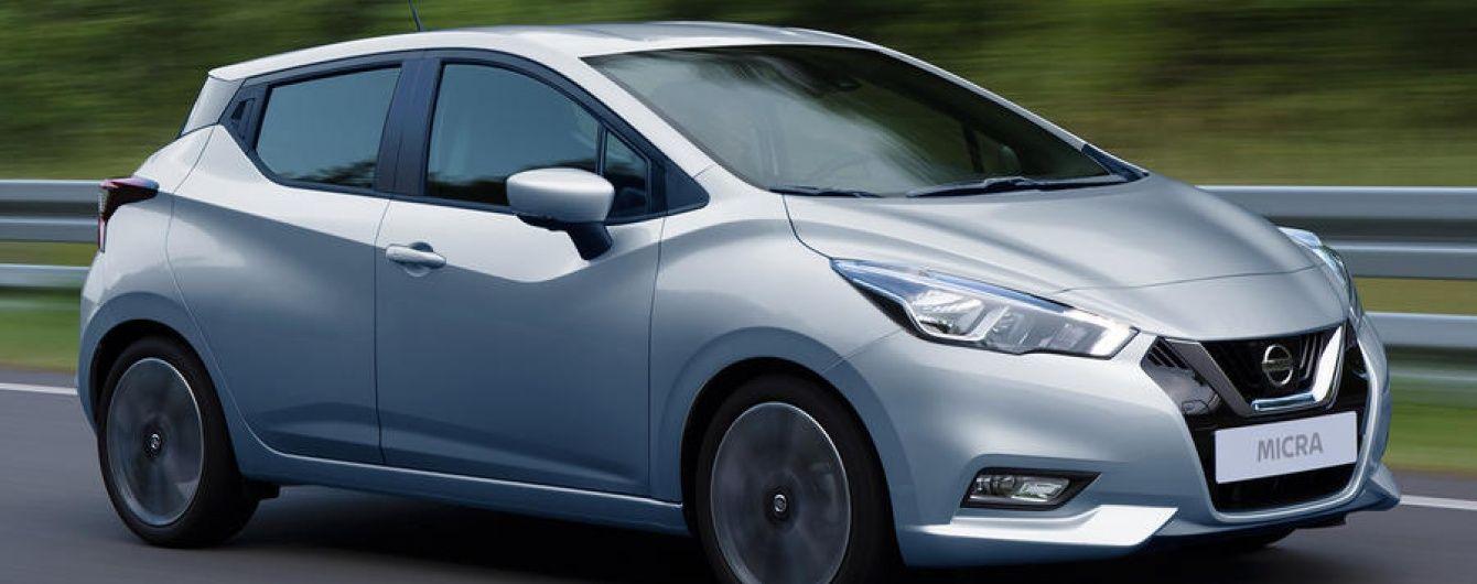 Nissan представив оновлений популярний хетчбек: названа ціна