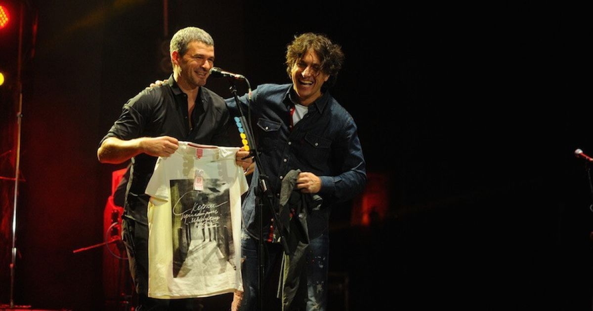 Артист відіграв сольний концерт у Києві @ SARAFAN