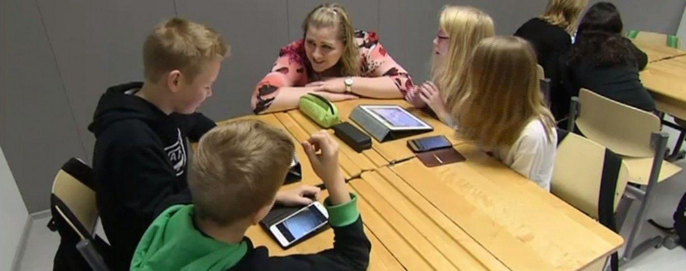 Навіщо списувати, якщо оцінок немає? Українські вчителі побачили школу у Фінляндії