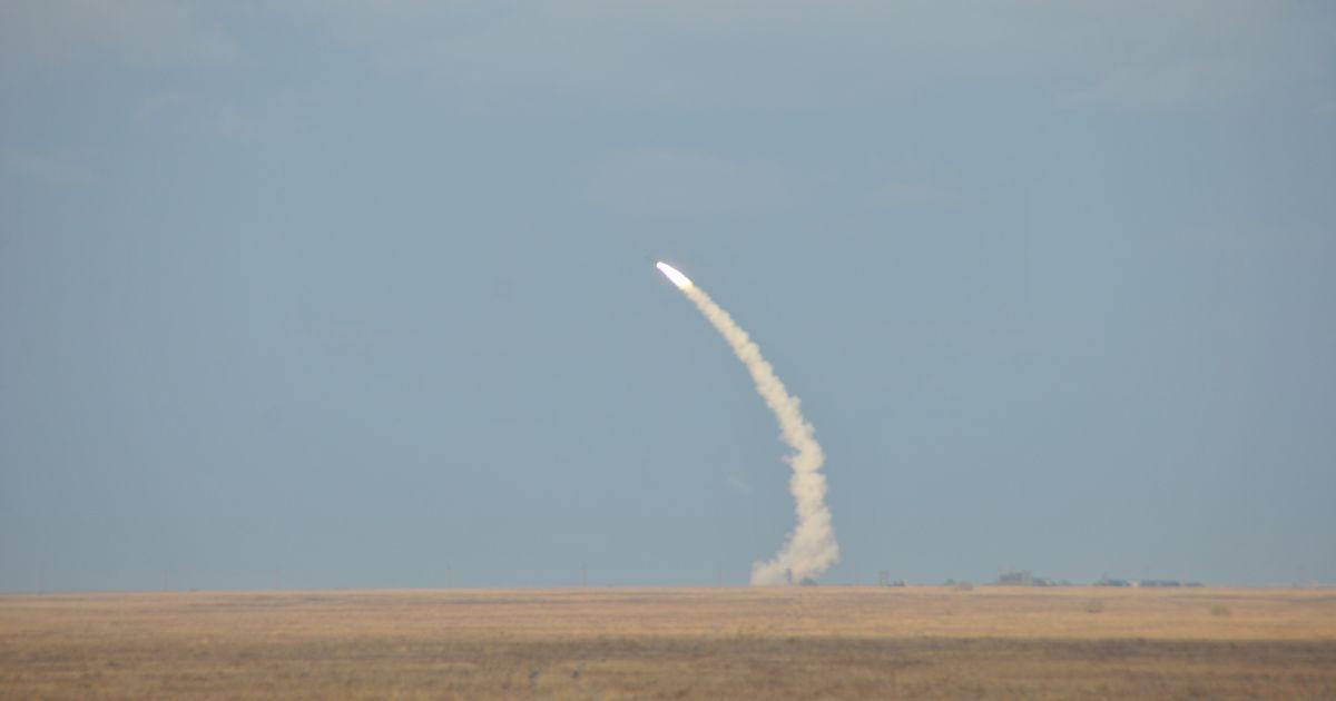 Фото ракетних навчань