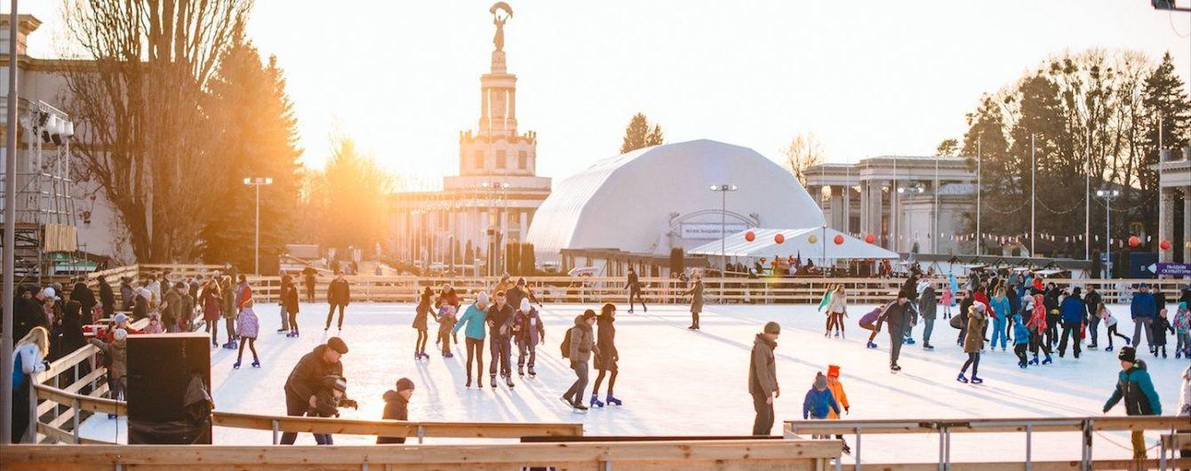 На ВДНГ встановлять першу в Україні цифрову ялинку