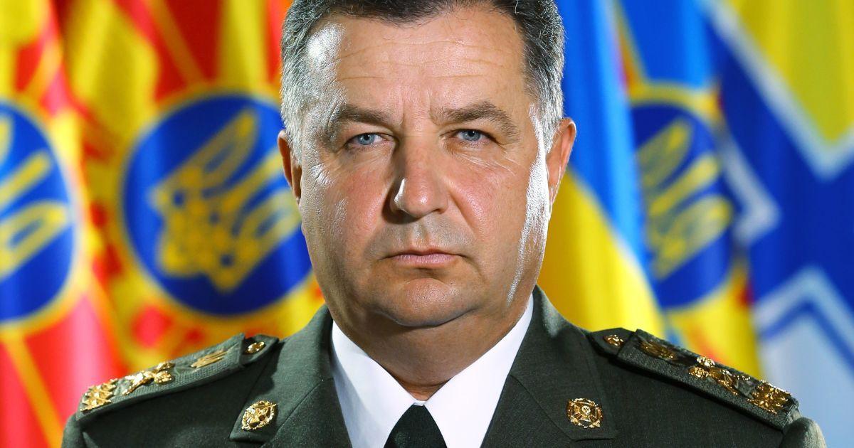 Полторак анонсировал переход военных на новую систему питания, которая соответствует стандартам НАТО