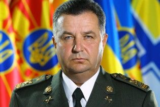 Полторак анонсував перехід військових на нову систему харчування, яка відповідає стандартам НАТО