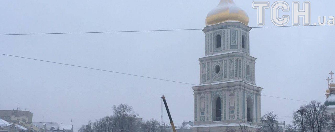 Парубій запропонував зробити Софійський собор головним храмом об'єднаної церкви