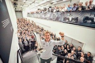 """Новый чемпион """"Формулы-1"""" Росберг объявил о завершении карьеры"""