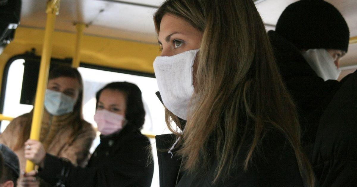 Киев накрыла эпидемия гриппа