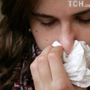 На Житомирщине растет количество погибших в результате осложнений гриппа