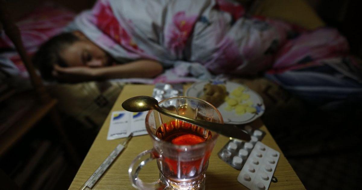 Из-за гриппа закрыли все школы Ивано-Франковска