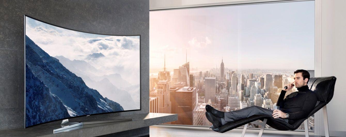 В Україні з'явилася можливість перевірки офіційності телевізорів Samsung