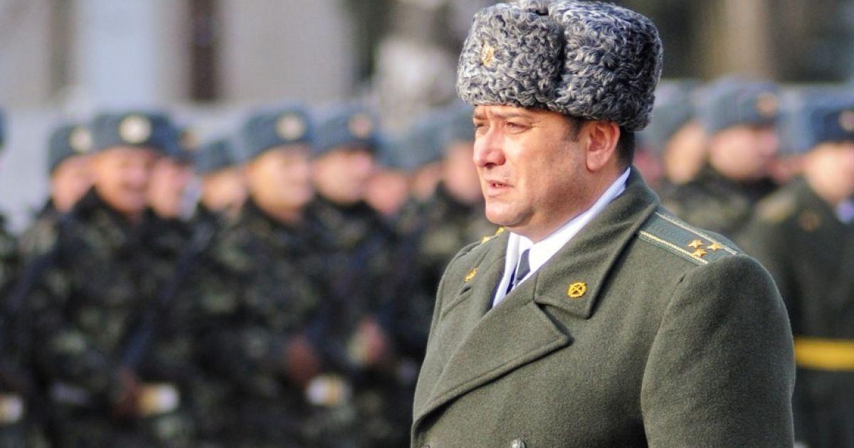 Командир 27-го реактивного артилерійського полку ЗСУ полковник Валерій Ісмаїлов @ Прес-служба СК РФ