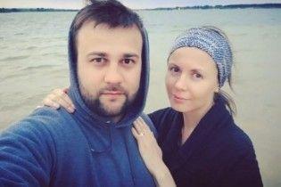 Новоспечений татко Олексій Душка розсекретив ім'я донечки
