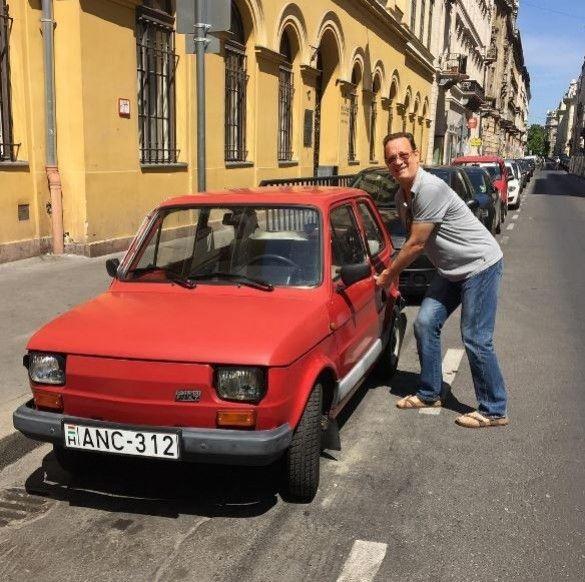 Авто для Тома Хенкса_1