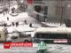 Дороги канадського міста Монреаль перетворилися на суцільну ковзанку