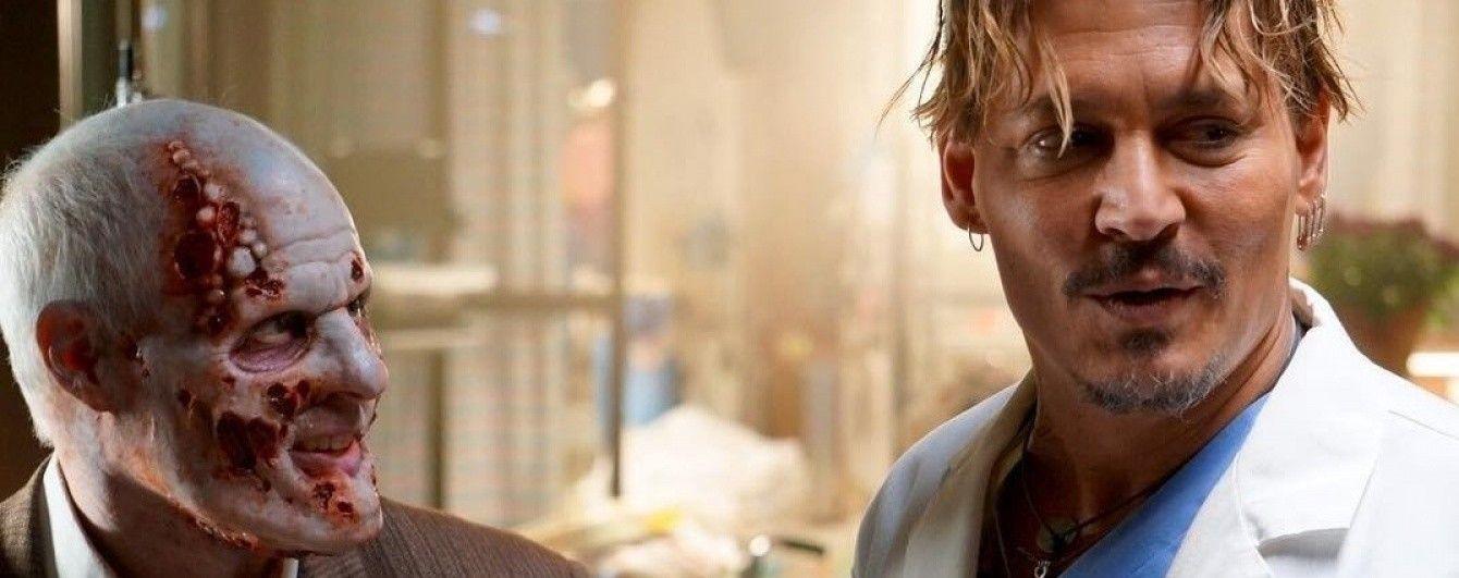 Джонні Депп та Девід Лінч знялися у фільмі хворого на рак підлітка