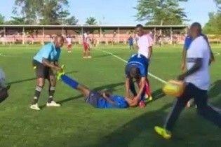 Юний африканський футболіст помер після матчу через серцевий напад