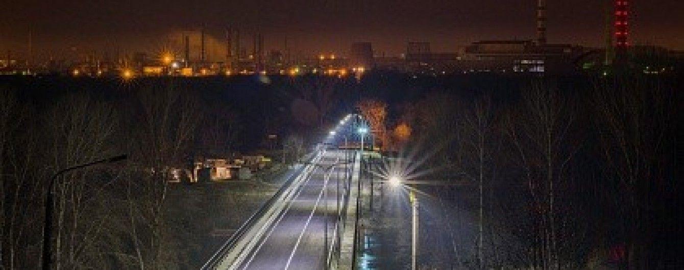 На Донбасі відновили зруйнований бойовиками міст поміж Сєвєродонецьком і Лисичанськом