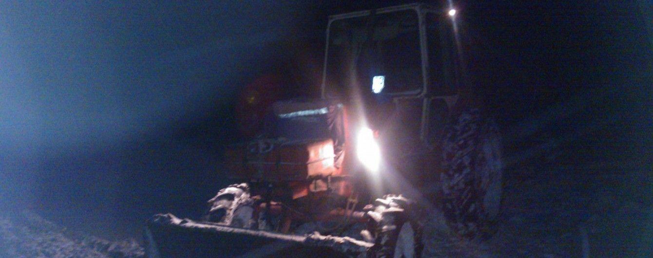 На Харківщині аварія на газопроводі залишила понад дві тисячі мешканців без опалення