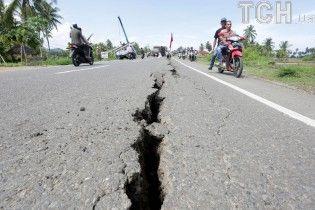 Схід Індонезії струсонув потужний землетрус