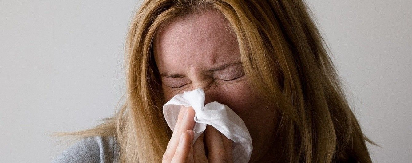 Грип крокує Україною: як відрізнити хворобу від ГРВІ та застуди. Інфографіка