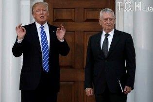 Трамп збирається змінити Меттіса на посаді керівника Пентагону - NYT