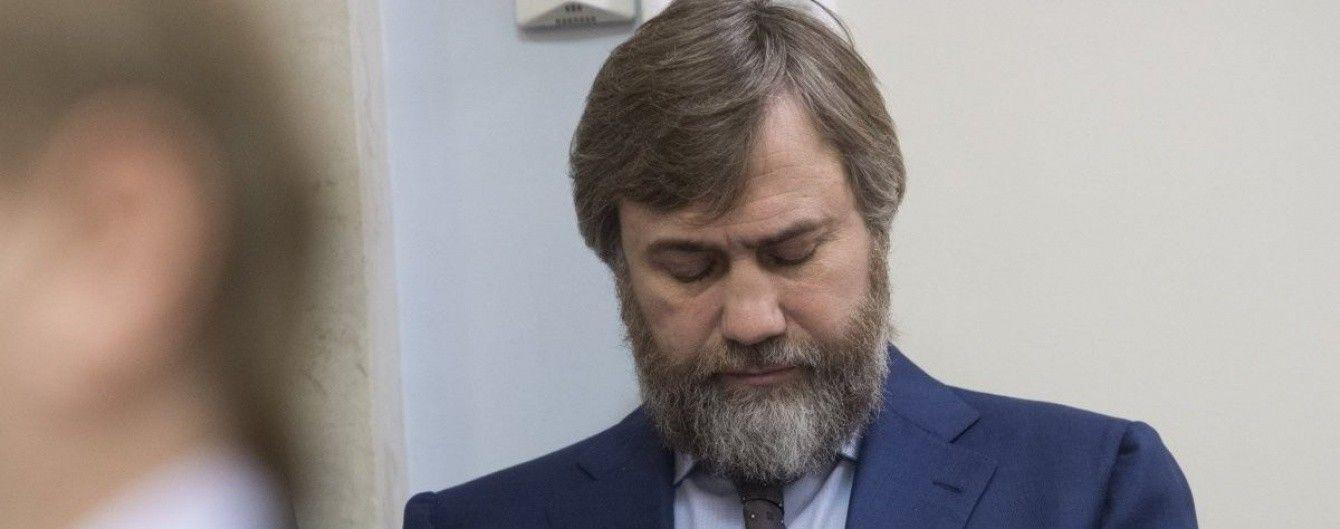 Новинський заявив, що на прохання Порошенка Янукович дав йому громадянство України