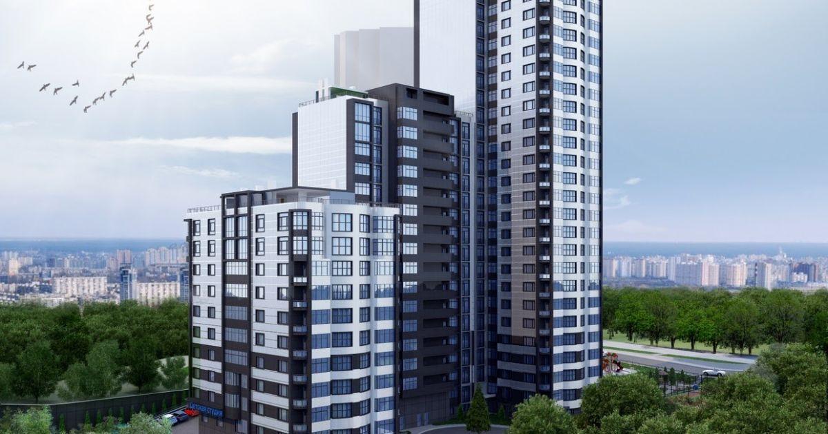 """Жилой комплекс """"Status Grad"""" - уникальный современный жилой комплекс нового поколения"""
