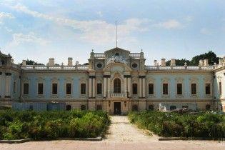Уряд виділив гроші для невідкладних аварійно-відбудовних робіт у Маріїнському палаці