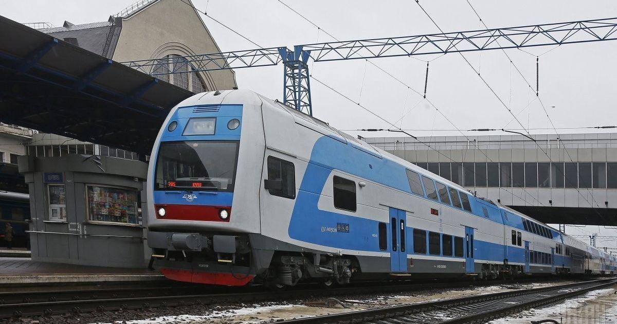 Без хвоста и головы. В Киеве по-новому объявляют, откуда начинается нумерация вагонов поездов