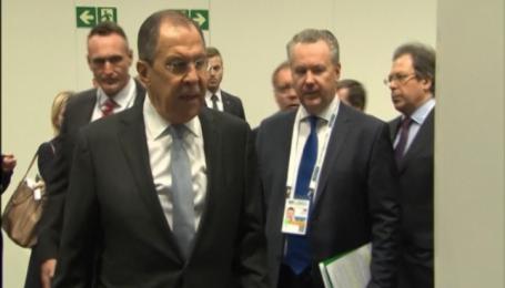 Лавров образив оператора Reuters в рамках зустрічі ОБСЄ