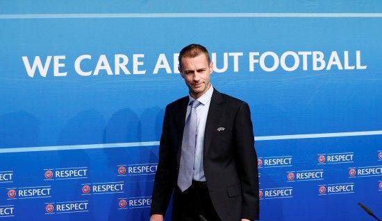 Став відомий єдиний кандидат на посаду президента УЄФА