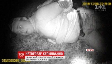 В Ужгороді співробітник СБУ і суддя потрапили в протоколи патрульних