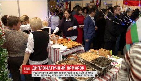 В Одессе собирают средства на аппараты для детей с пороками сердца