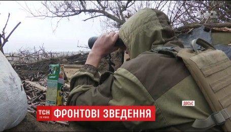 Артиллерия, минометы и танки палят по Востоку Украины