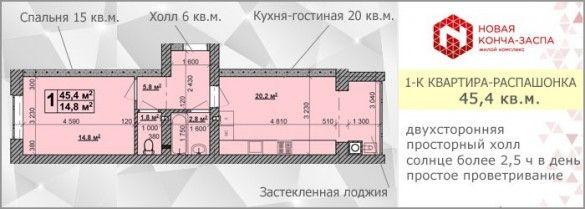 ЖК «Новая Конча-Заспа»
