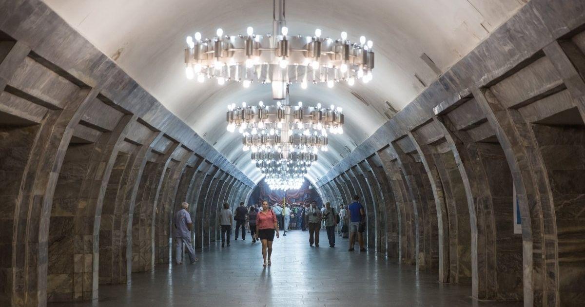 В киевском метро вводят особый режим работы из-за матча сборной по футболу