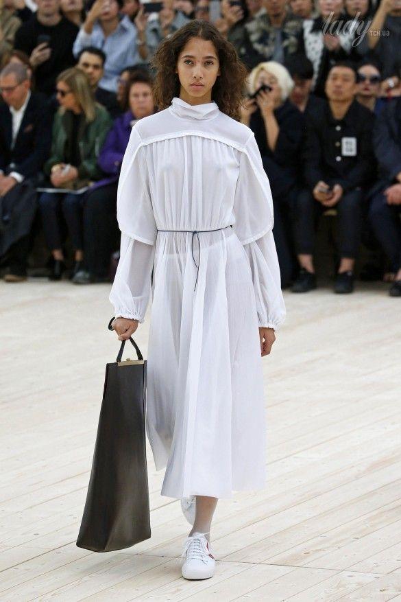 Коллекция Celine прет-а-порте сезона весна-лето 2017_22