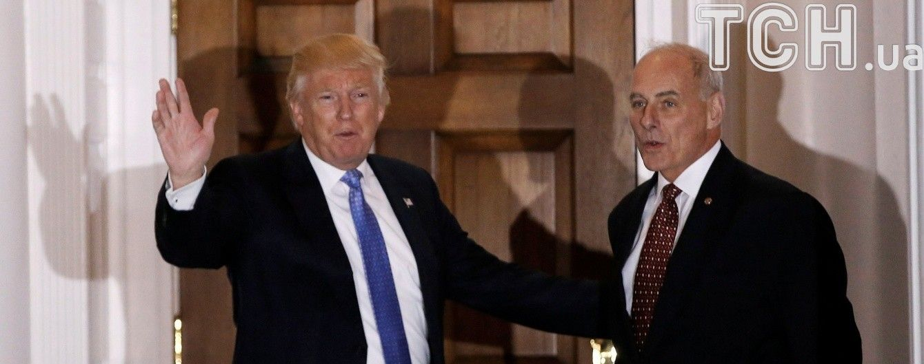 Трамп призначив генерала у відставці опікуватися мігрантами у США