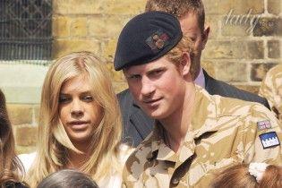 10 известных подруг британского принца Гарри