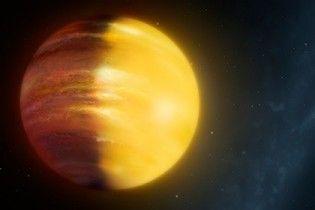 Ученые обнаружили экзопланету с рубиновыми и сапфировыми облаками