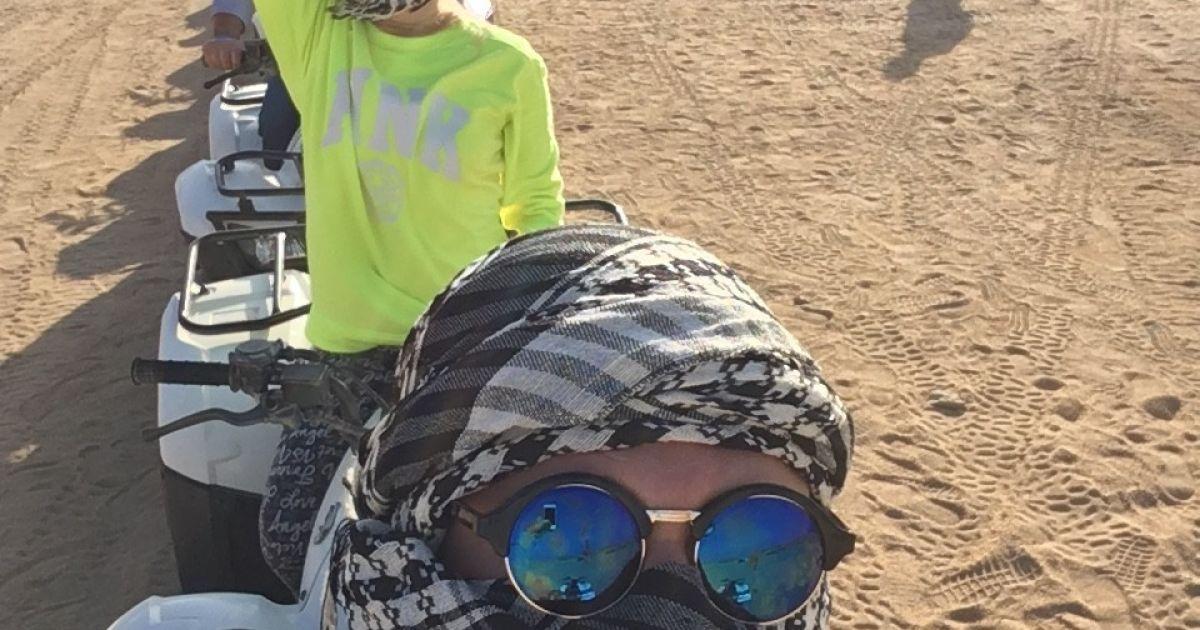 Матвієнко та Мірзоян відпочили у Єгипті @ Прес-служба Тоні Матвієнко