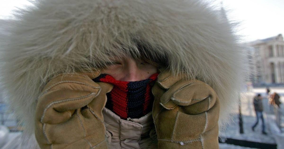 Уночі в Україні тріщатимуть шалені морози. Прогноз погоди на 27 січня