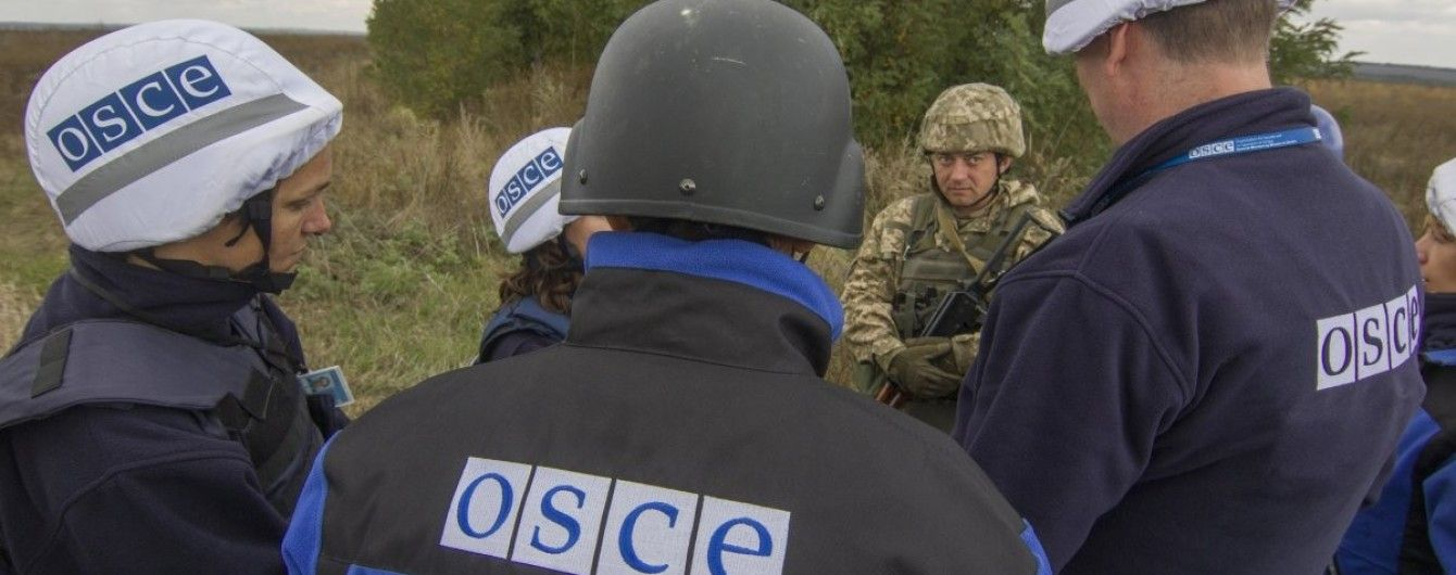 ОБСЄ заявила про демонтаж блокпосту бойовиків біля Петрівського