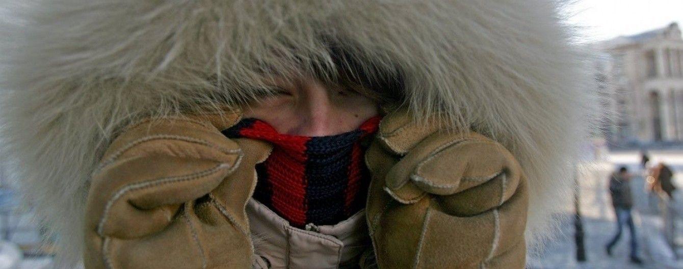 На Украину надвигаются морозы. Прогноз погоды на 31 октября
