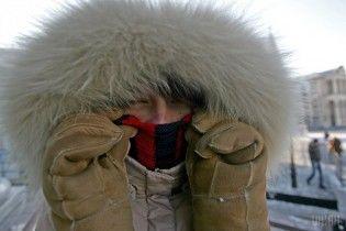 Україну накриють морози, сильний вітер та мокрий сніг. Синоптики попередили про погіршення погоди