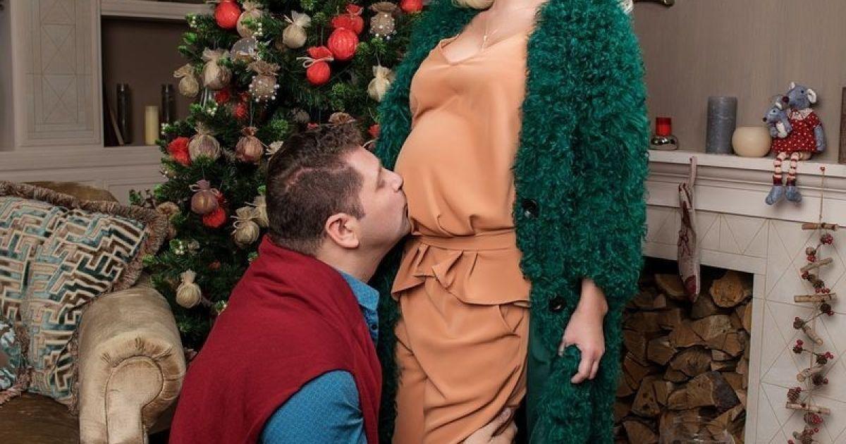 Катерина Бужинська з чоловіком Дмитром @ viva.ua