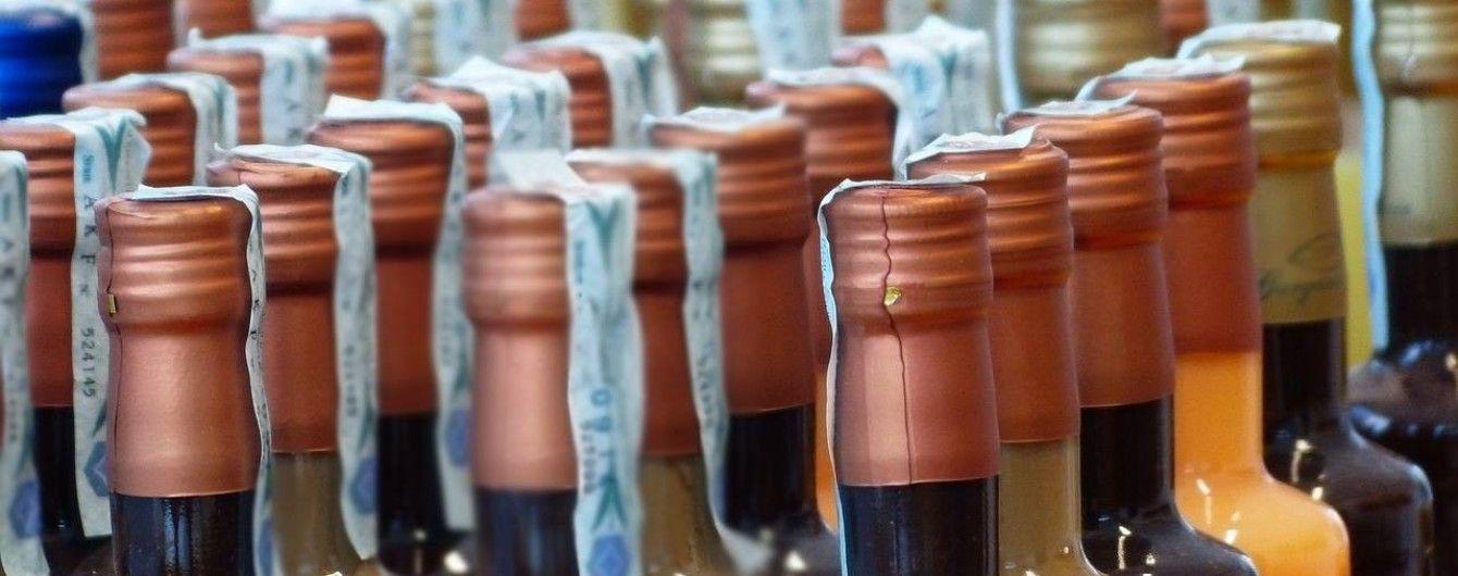 В Україні можуть зрости ціни на горілку, коньяк та вина