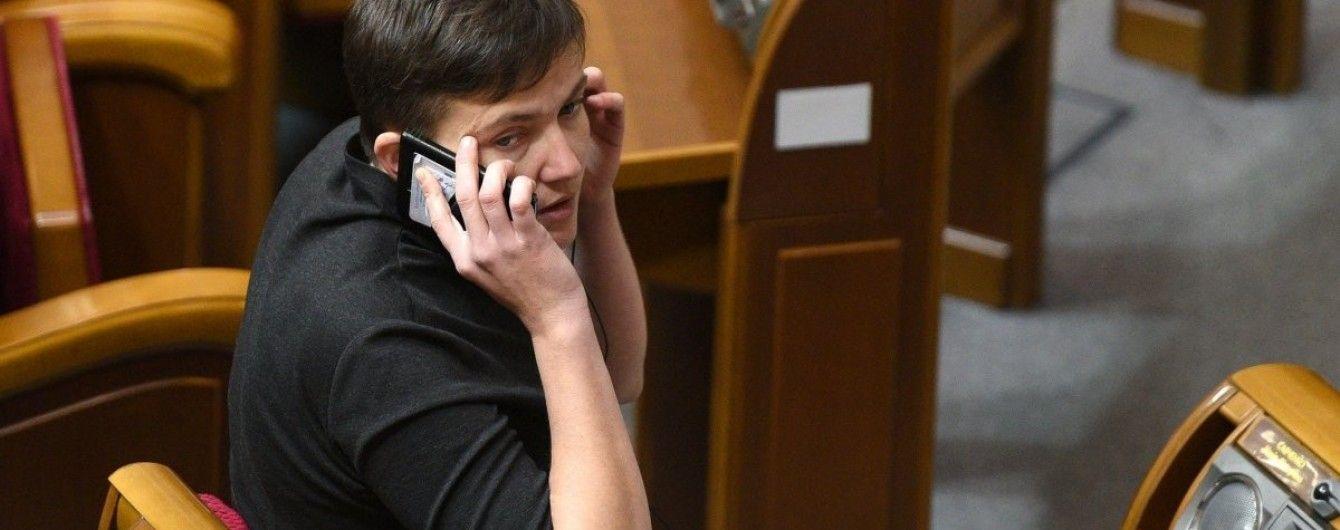 Ватажки бойовиків обіцяють передати Савченко двох полонених